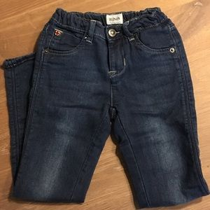 GUC Hudson jeans little girls size 6
